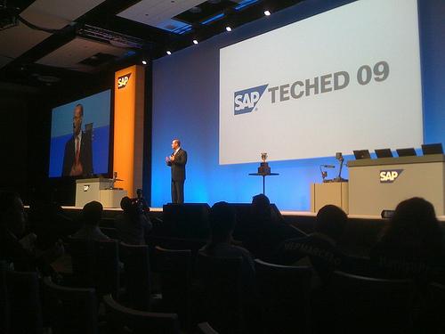 Enterprise UIs – SAP Tech Ed 2009 – RIA Weekly 64