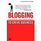 Book Giveaway : Blogging to Drive Business