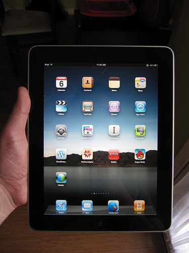 Reading is delightful on the iPad – The iPad Review – Quick Analysis