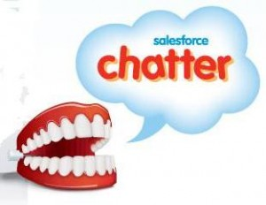 Chatter is Not Social CRM