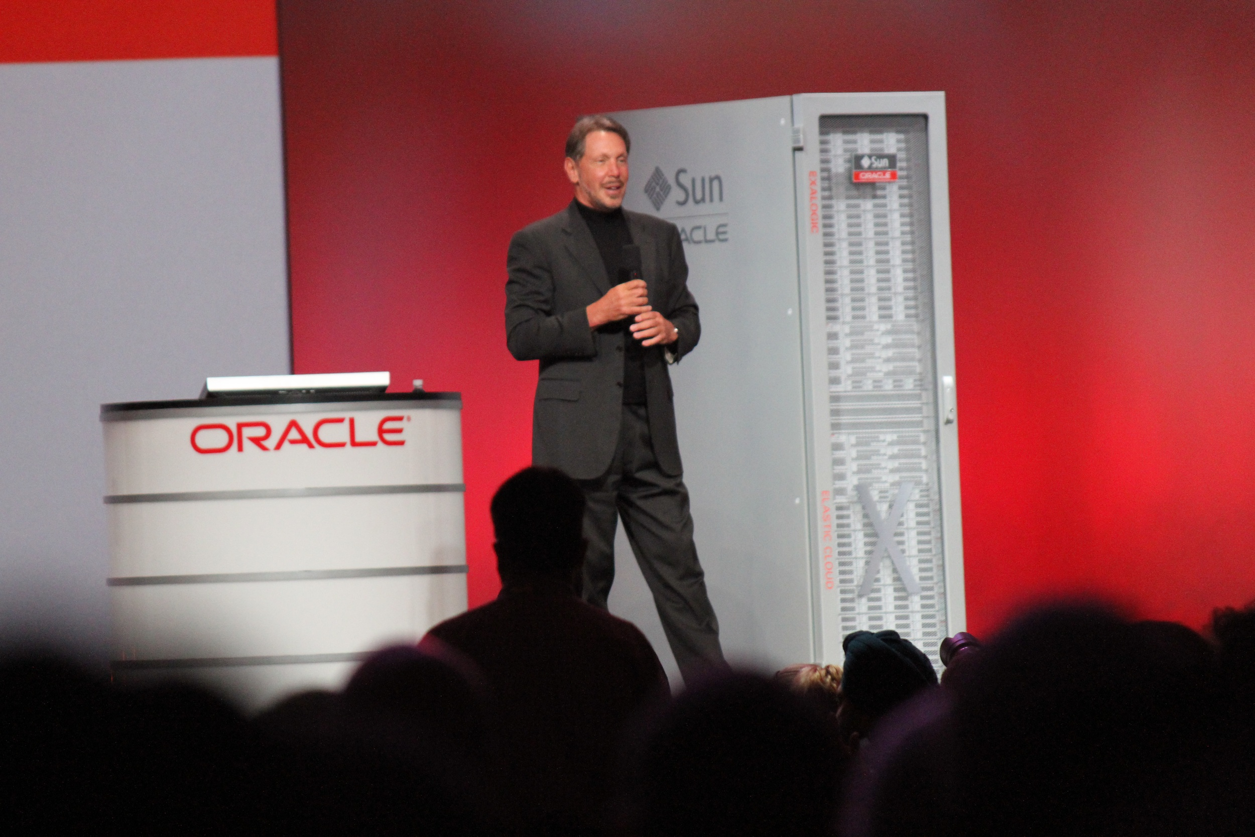 Day One: Oracle OpenWorld 2010