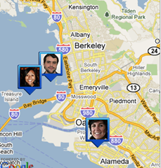 Finally Something Good on the Privacy Front–from Google Latitude
