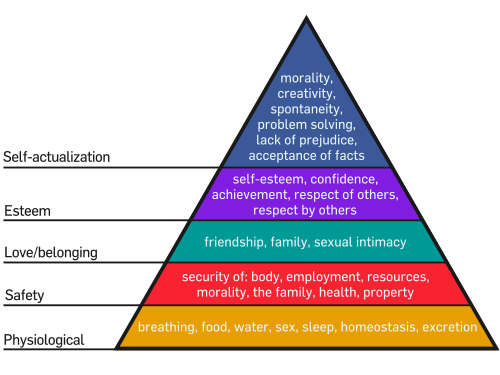 What Did Maslow Know About Customer Centricity? It Ain't Happening!