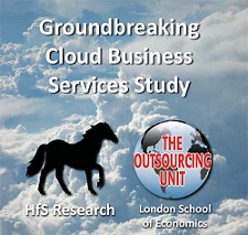 Cloud is changing the future of outsourcing: 1000 organizations have spoken