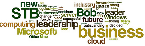 Bob Muglia Leaving Microsoft – Quick Analysis