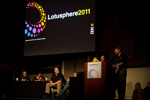 Lotusphere 2011: Social Business Here Comes IBM