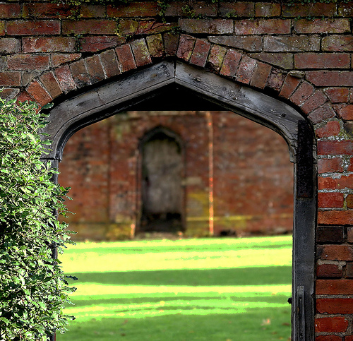 Walled garden by recursion_see_recursion, on Flickr