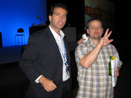 Tuesday SAP TechEd Las Vegas 2008