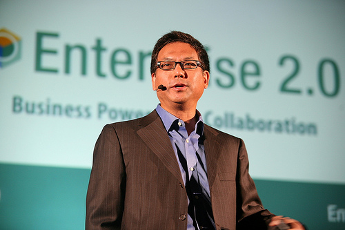 Executive Profiles: Disruptive Tech Leaders In Social Business – Eugene Lee, Social Text