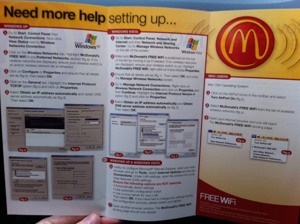 Mac vs PC:  A Picture is Worth 1000 Words