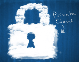 Every SaaS provider runs a private cloud