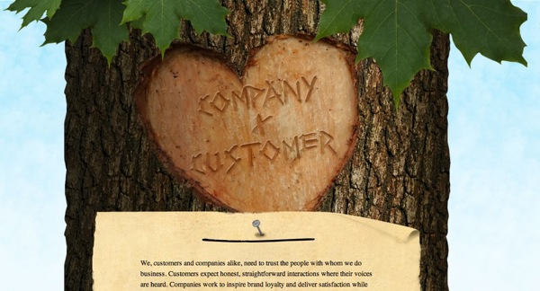 The Company – Customer Pact