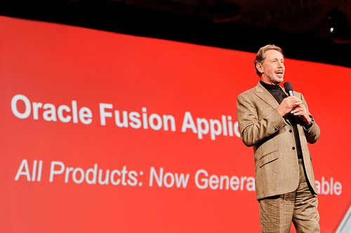 Oracle Fusion gets its due
