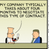 Five Cloud/SaaS Contract Negotiation Tips For 2012