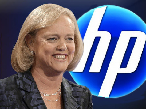 Meg Whitman, CEO HP