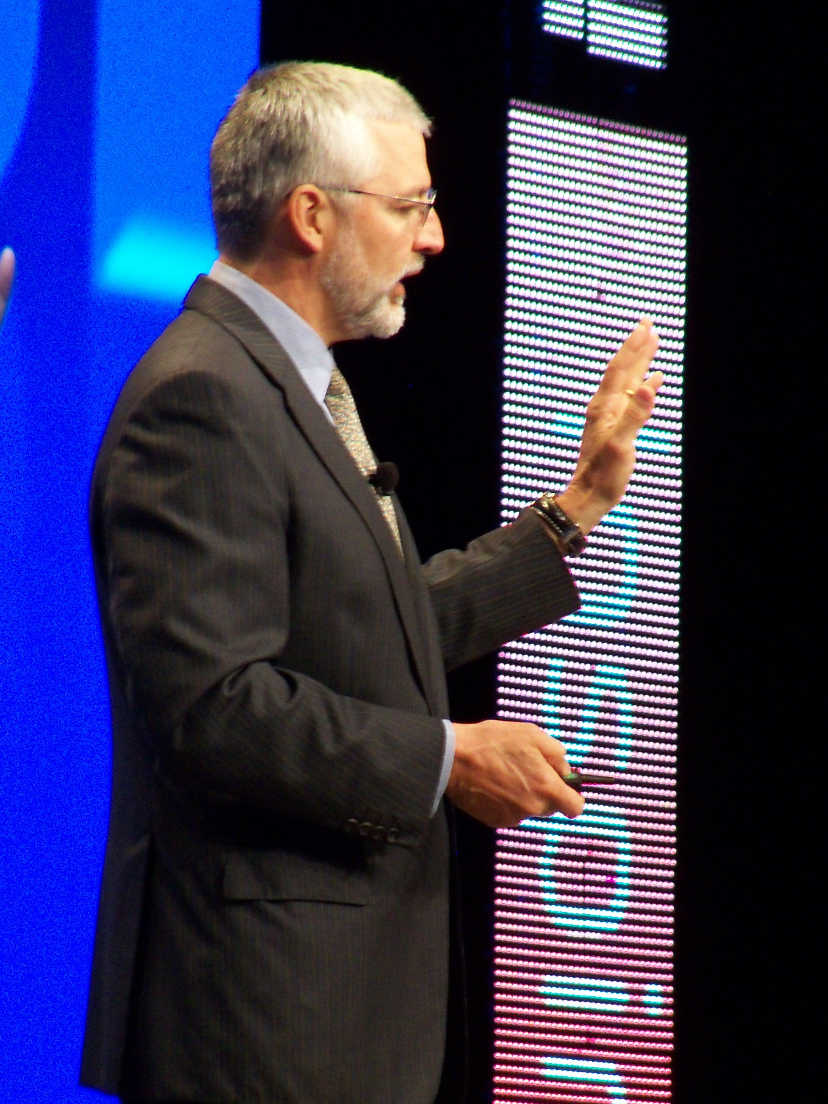 NetSuite CEO Zach Nelson - copyright 2012 TechVentive, Inc.