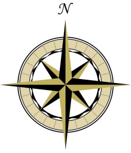 The Compass Rose Of Life