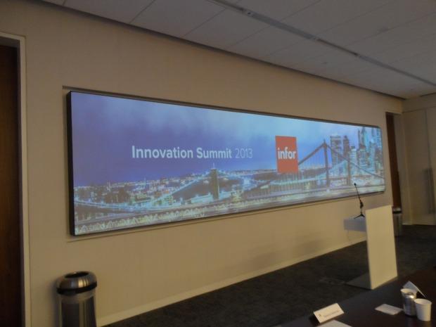 INFOR analyst summit 2013 103