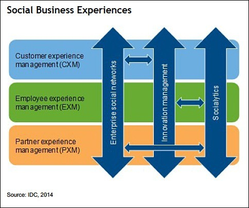 Social business maturity and digital transformation