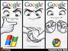 Google vs. Microsoft: One Developer's View