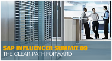 SAP Influencer Summit, Dispatch 1: On-Demand Differentiation and Vision