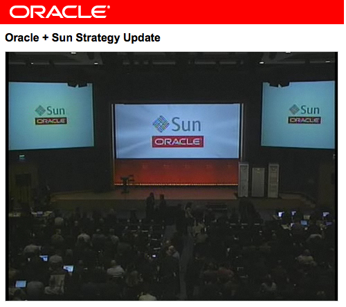 Oracle and Sun – Quick Analysis