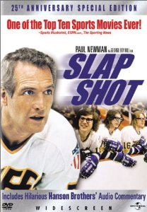 "Cover of ""Slap Shot (25th Anniversary Spe..."