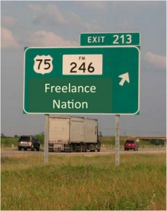 The Inadvertent Freelancer (part 2): How to Sell