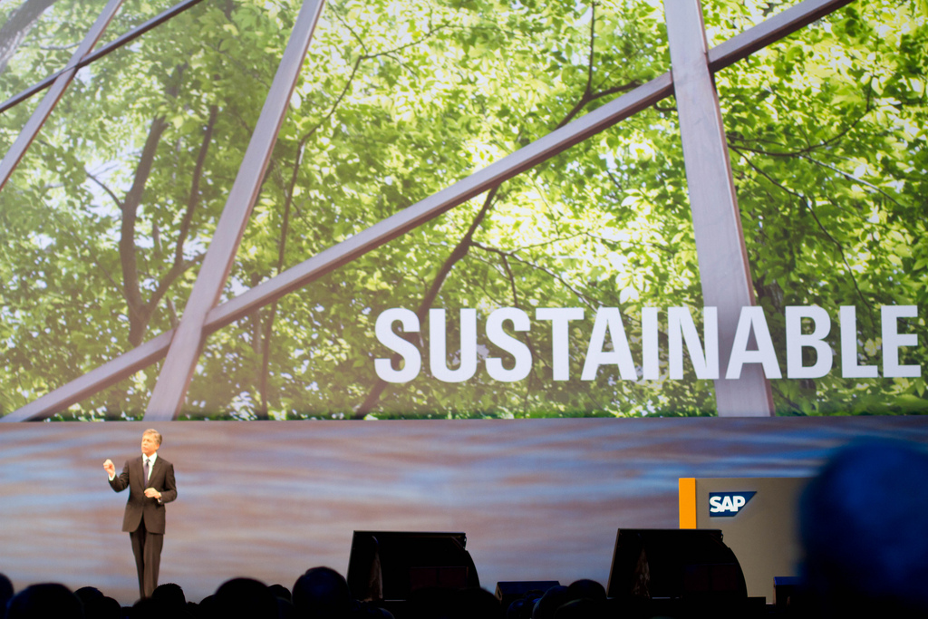 Sustainable SAP