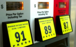 The Gas Pump Theory of User Interaction