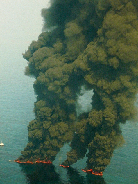 BP oil spill: Leadership and IT failure
