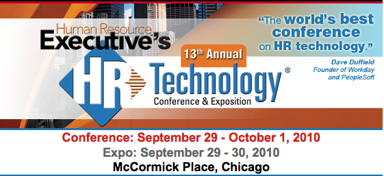 Industry Event: 13th Annual HR Technology Conference & Exposition
