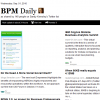 The BPM Daily