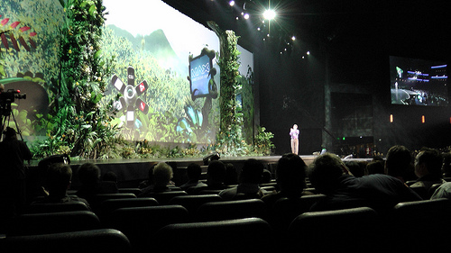 AdobeMAX Day 1 Keynote, Kevin Lynch