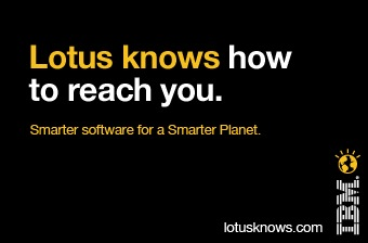 Lotus Gears Up To Embrace The Web, Rebuild its Developer Story, pwn Social Business