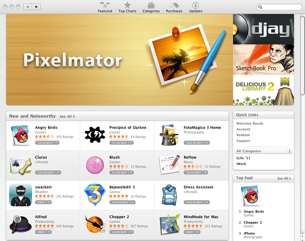 App Stores Galore