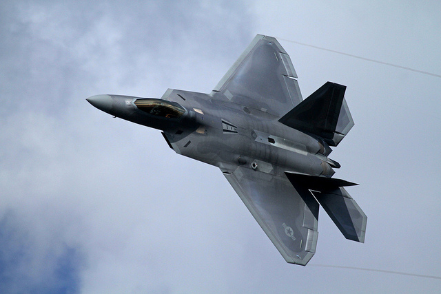 Lockheed Martin Going Green!