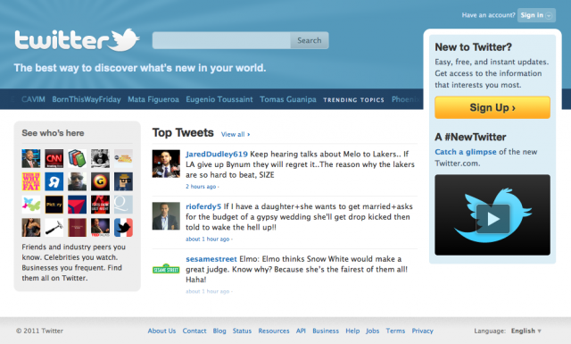 15 Twitter tips for beginners – updated