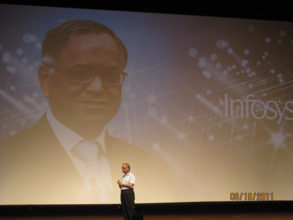 End of an Era at Infosys