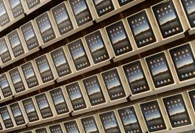 Are iPads Invading the Enterprise?