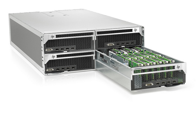 HP joins ranks of microserver providers with Redstone