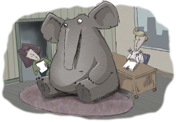 BigData, Mobile and Cloud Convergence: The Elephants