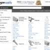 Amazon Supply Launches -- New Competition for Industrial Distributors, Ariba, SciQuest and Others