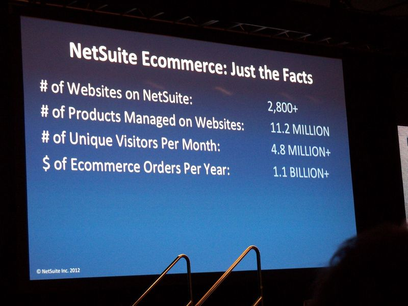 NetSuite's Commerce-as-a-Service