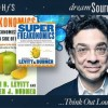 It's true! Freakonomics' Stephen Dubner is coming to dreamSource…