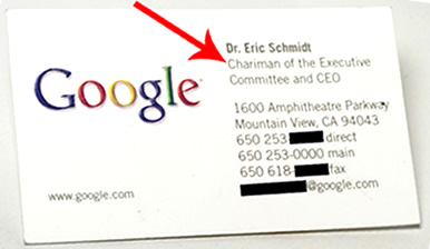 GoogleBusinessCard