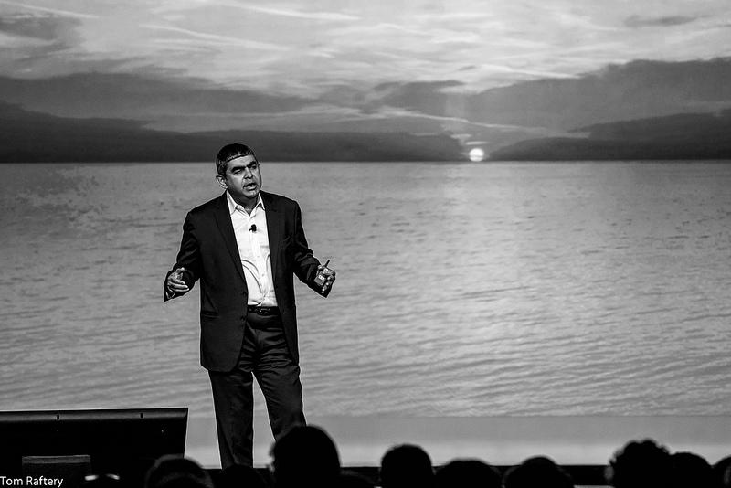 Vishal Sikka, SAP CTO