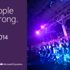 Event Report: Microsoft Convergence 2014 Day 1 Demonstrates Solid Momentum and Mindshare ( #CONV14 )