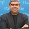 Vishal Sikka at Infosys