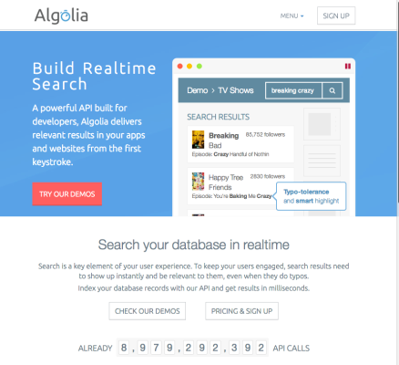 Eating My Own SaaStr Dogfood:  Why I Invested in Algolia Search-as-a-Service